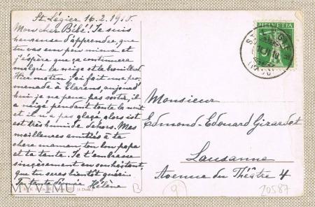 16.02.1910 Dziadek do orzechów