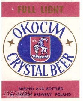 Okocim CRYSTAL BEER