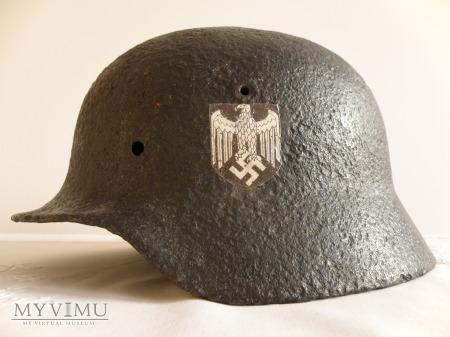Hełm niemiecki M35/40