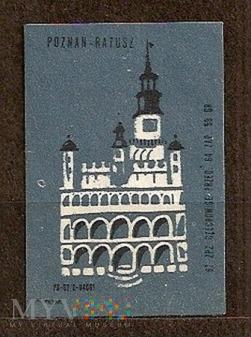 Poznań-Ratusz.1967