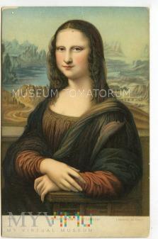 da Vinci - Mona Lisa - La Gioconda