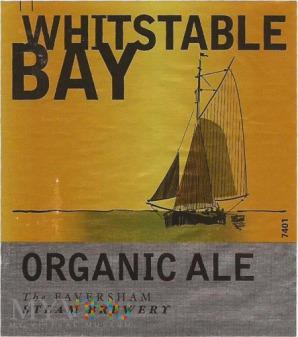 Faversham WHITSTABLE BAY Organic