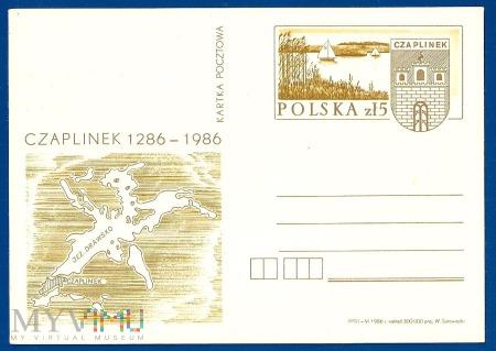 700 lat Czaplinka.1986
