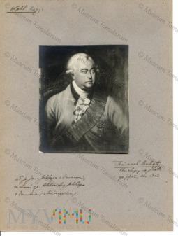 Zamoście - obraz z dworu - Franciszek Bukaty