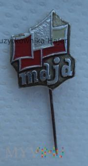 1 Maja - Święto Pracy - odznaka