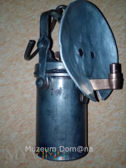 LAMPA KARBIDOWA AGIELSKA- typ 56 - 1920 rok