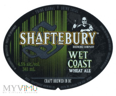 Shaftebury, Wet Coast