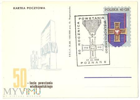 50-lecie powstania wielkopolskiego-1968.12.02.2