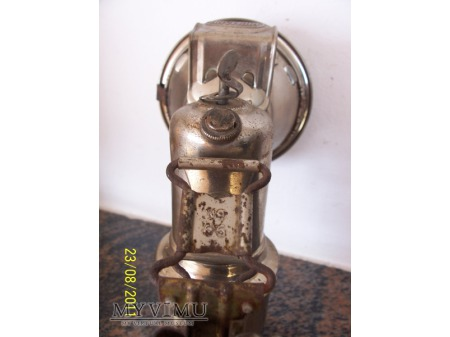 LAMPA KARBIDOWA NA ROWER - RIEMANN