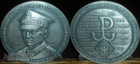 018. Generał broni Kazimierz Sosnkowski 1885-1969