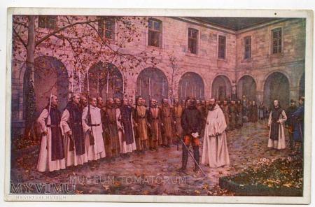 Monk zakonnik - Do woja marsz