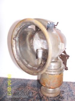 LAMPA KARBIDOWA NA ROWER - RIEMANN 2