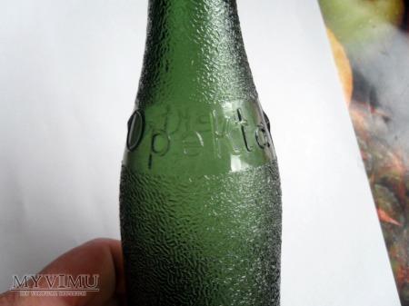 Butelka po soku owocowym Opekta