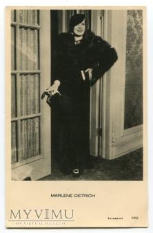 Marlene Dietrich MARLENA JOSPE Holandia nr 559