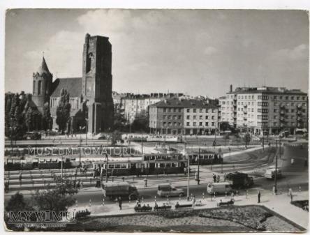 W-wa - Kościół św. Jakuba - 1963
