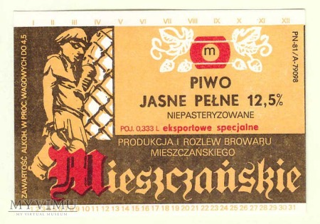 Browar Mieszczański