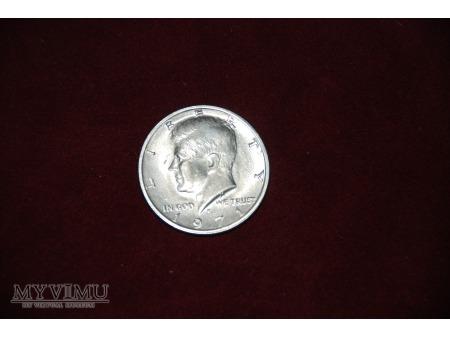 - Half Dollar - 1971