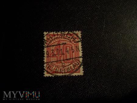 DATOWNIK MILITSCH 1921