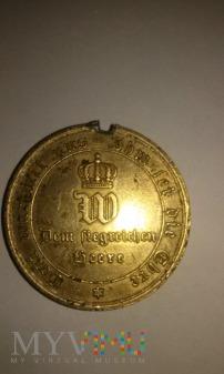 medal za wojnę francusko-pruską