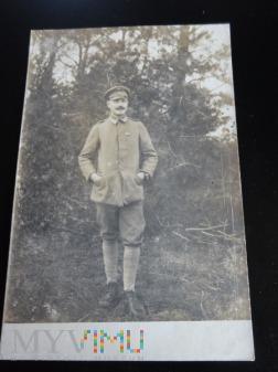 Zdjęcie żołnierza