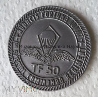 TF 50 Afganistan ISAF SOF JW Komandosów
