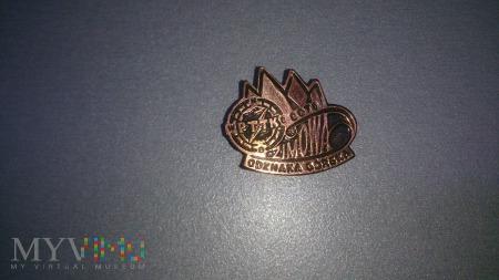 Brązowa Zimowa Odznaka Górska COTG PTTK