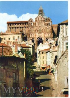 Puy - Cathedrale - lata 50-te XX w.