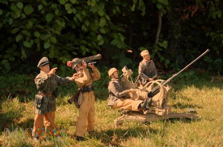 2cm Flak 38. z II batalionu Flak Regiment 5.
