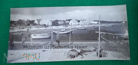 KUZ 12 Łódź rybacka Kuźnica Port rybacki