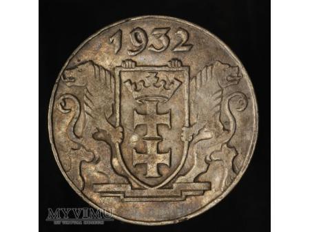 2 guldeny 1932 fals
