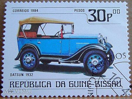 Duże zdjęcie Datsun 1932 znaczek