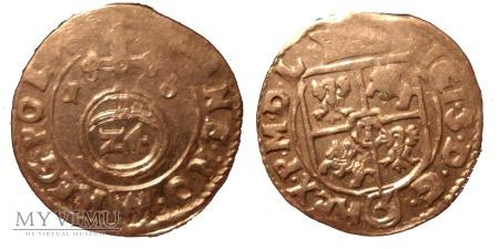Półltorak Zygmunt III Waza 1616 - R