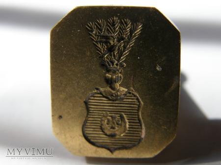 Herb Jastrzębiec-pieczęć herbowa /odmiana herbowa