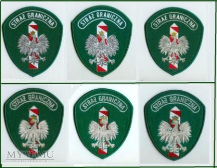 Odznaki SG