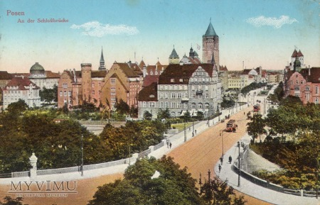 Most Uniwersytecki w Poznaniu