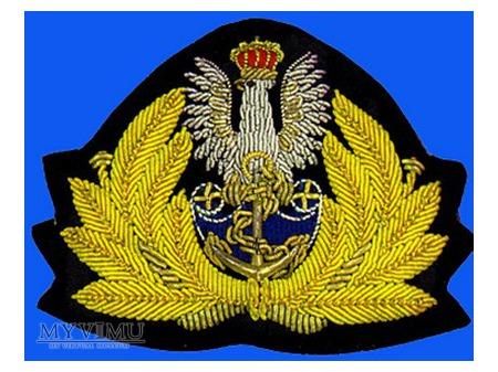 Emblemat Marynarki Wojennej PSZ
