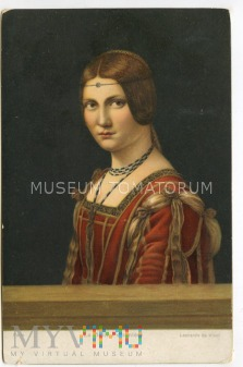 da Vinci - La Belle Ferroniere