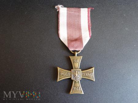 Krzyż Walecznych - 1960 - 1980 r. L13.