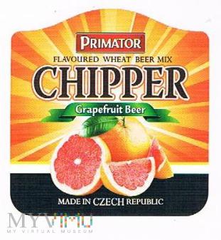 chipper grapefruit beer