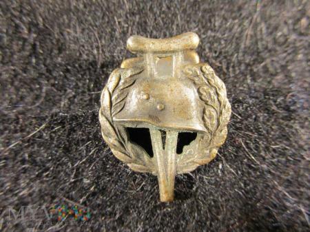 Mosiężna odznaka WHW