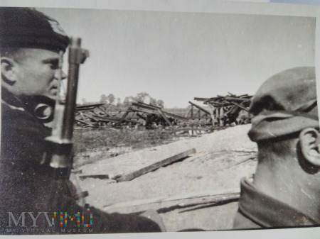 niemiecki czołgista 1939