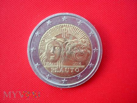 Duże zdjęcie 2 euro - Włochy (3)