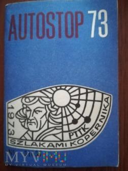 Książeczka Autostop