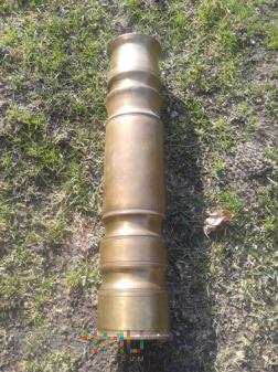 Wazon z łuski pocisku 76,2 mm z 1943 roku