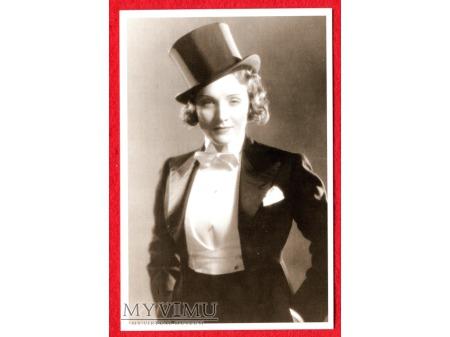Marlene Dietrich Marlena w cylinderku MAROKO