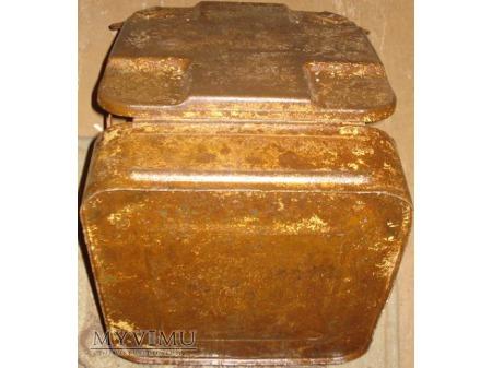 skrzynka na miny talerzowe