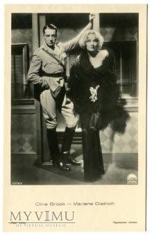 Duże zdjęcie Marlene Dietrich Verlag ROSS 6379/2
