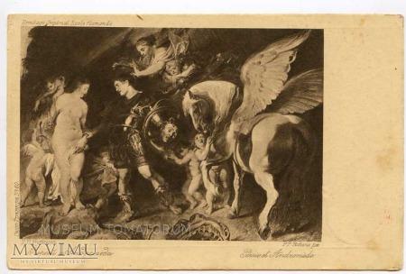 P.P. Rubens - Perseusz i Andromeda -1902