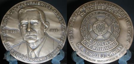 011. RADOSŁAW - Generał Brygady Jan Mazurkiewicz
