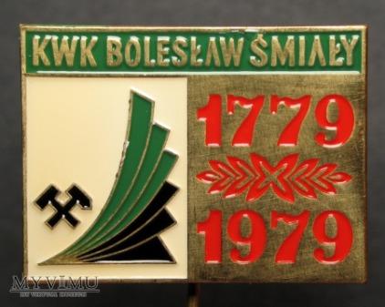 KWK BOLESŁAW ŚMIAŁY 1779-1979